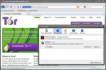 Tor Browser для Windows XP на русском